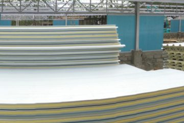 PU Roofing Panel
